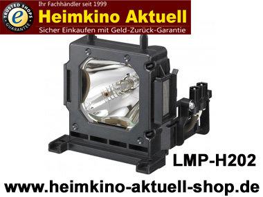Ersatzlampe LMP-H202