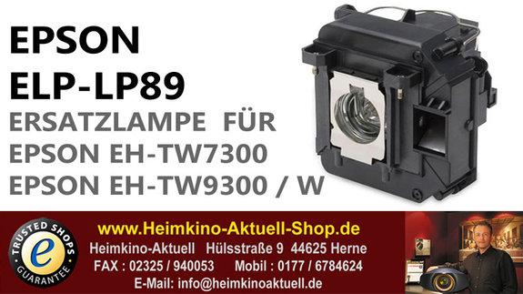 Epson ELP LP89 Ersatzlampe