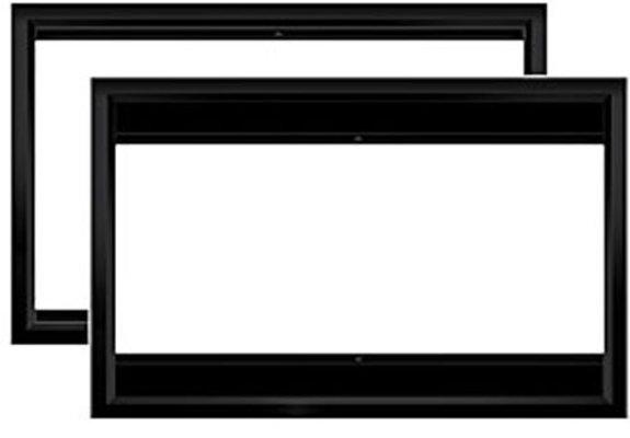 Multiformat Frame Manuell 16:9 235x132cm, vertikal Mask. 21:9