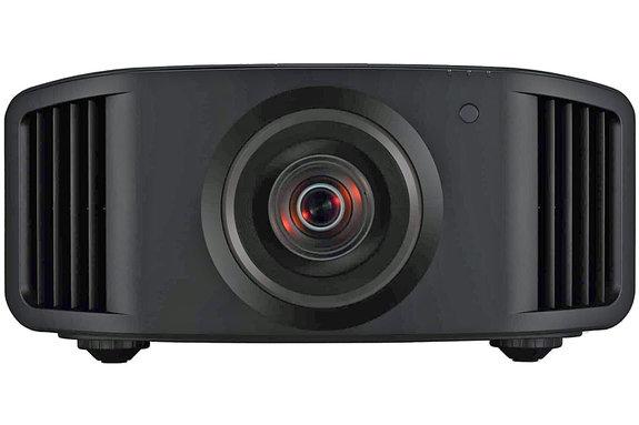 JVC DLA-NZ8 4K 8K e-Shift HDR 3D Laserbeamer