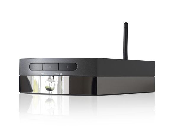 Arcam SOLO UNO (schwarz) Streamer mit Verstärker