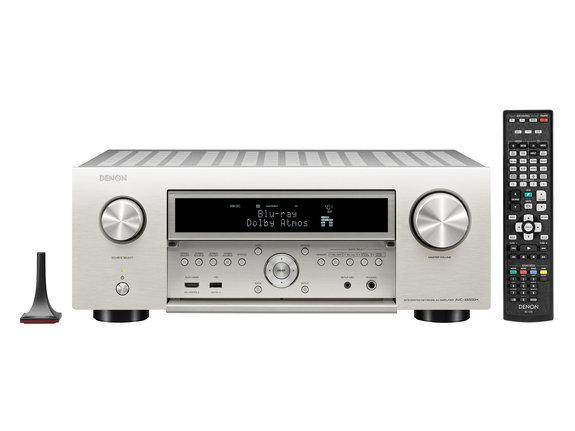Denon AVC-X6500H Premium-Silber