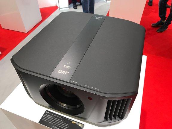 JVC DLA-N7 Heimkino Aktuell Edition schwarz