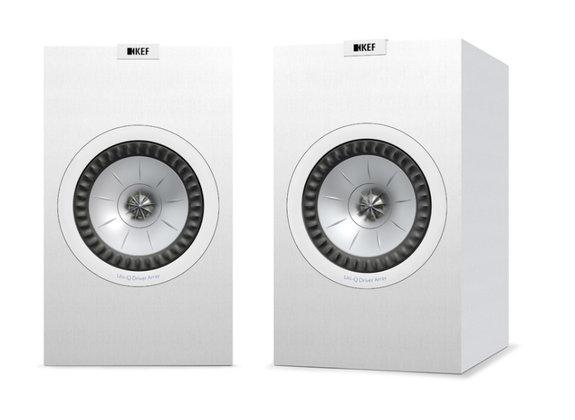 KEF Q350 Regallautsprecher weiss (Paarpreis)