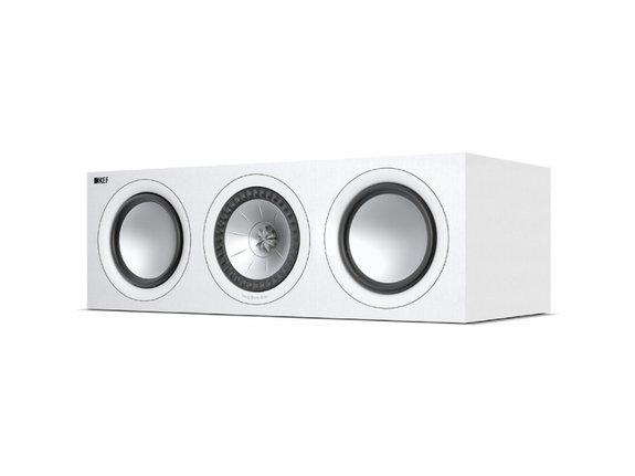 KEF-Q650c Center-Lautsprecher weiss (1 Stück)