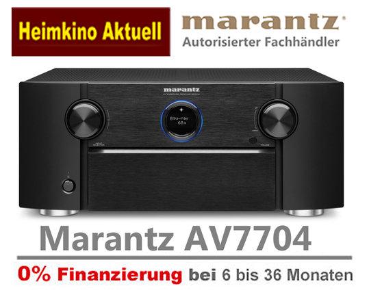 Marantz AV7704 schwarz