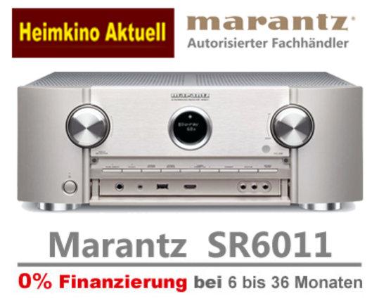 Marantz SR6011 silbergold