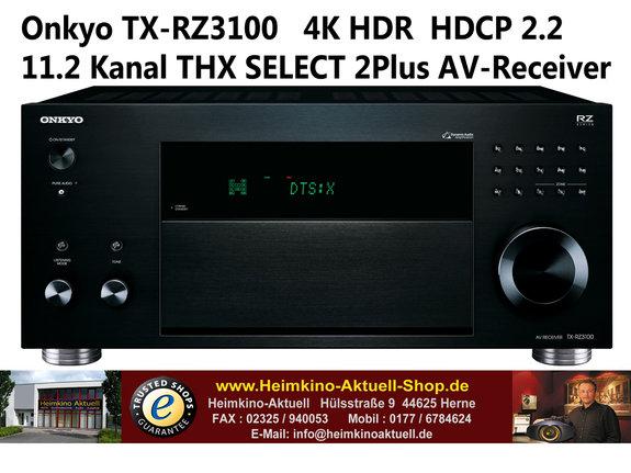 Onkyo TX-RZ3100 schwarz