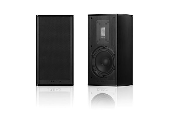 Piega Premium 301 schwarz (Paarpreis)