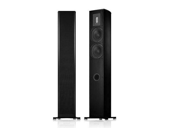 Piega Premium 701 schwarz (Paarpreis)