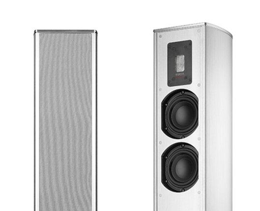 Piega Premium 501 Aluminium (Paarpreis)