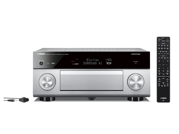 yamaha rx a2080 titan top av receiver vom fachh ndler kaufen. Black Bedroom Furniture Sets. Home Design Ideas