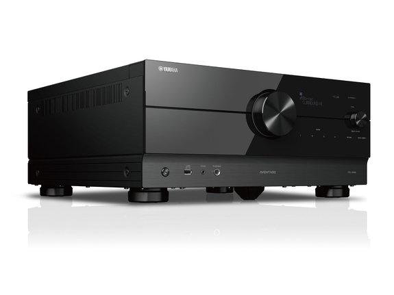 Yamaha RX-A8A AV-Receiver schwarz