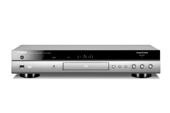 yamaha bd a1060 blu ray disc player titan. Black Bedroom Furniture Sets. Home Design Ideas