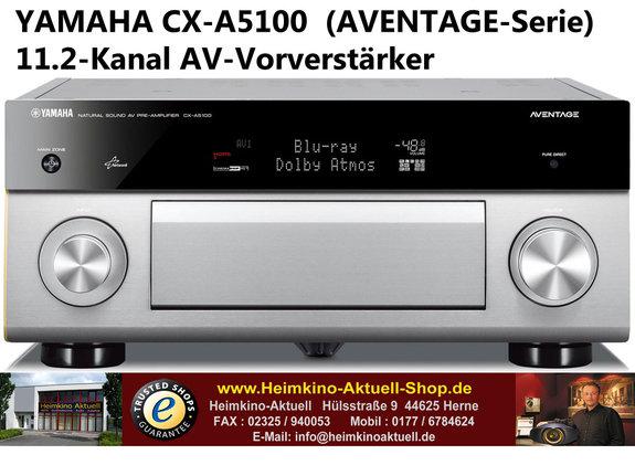 Yamaha CX-A5100 Titan (Aussteller,Demogerät)