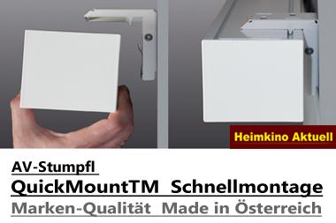 av stumpfl motorleinwand 220x124 cm heimkino aktuell ist. Black Bedroom Furniture Sets. Home Design Ideas