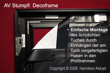 rahmenleinwand 340cm x 146cm 21 9 cinemascope format. Black Bedroom Furniture Sets. Home Design Ideas