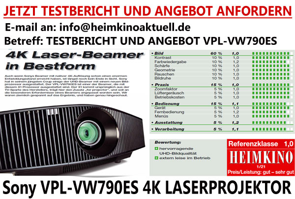TEST SONY VPL-VW790